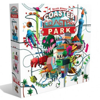 Coaster Park - an On the Table Review!