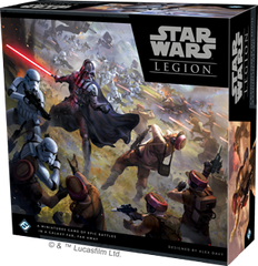 Star Wars Legion Game Box