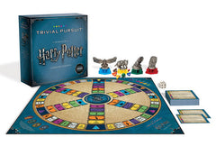 Trivial Pursuit World of Harry Potter Ultimate Edition Contents