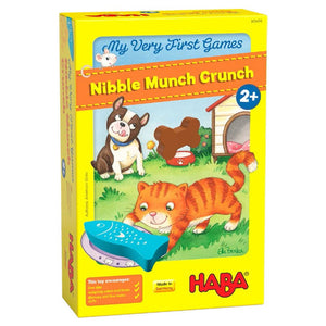 My Very First Games - Nibble Munch Crunch