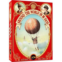 Around the World in 80 Days - On the Table Games