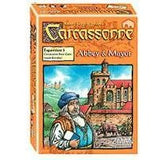Carcassonne Expansion 5: Abbey & Mayor - On the Table Games