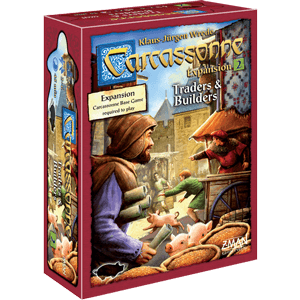 Carcassonne Expansion 2: Traders & Builders - On the Table Games