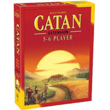 Catan 5-6 Player Extension - On the Table Games