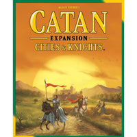 Catan: Cities & Knights Expansion - On the Table Games