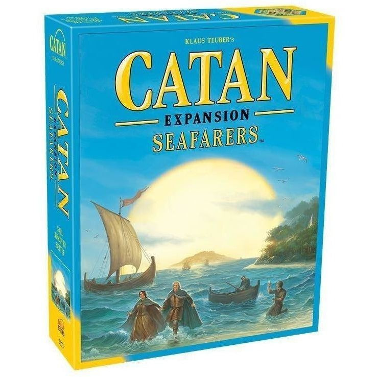 Catan: Seafarers Expansion - On the Table Games