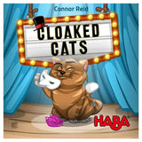 Board Game - Cloaked Cats