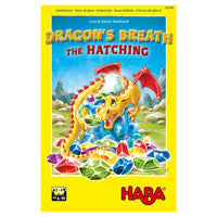 Board Game - Dragon's Breath: The Hatching