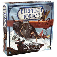 Eldritch Horror Mountains of Madness Expansion - On the Table Games