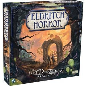 Eldritch Horror The Dreamlands Expansion - On the Table Games