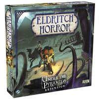 Eldritch Horror Under the Pyramids Expansion - On the Table Games