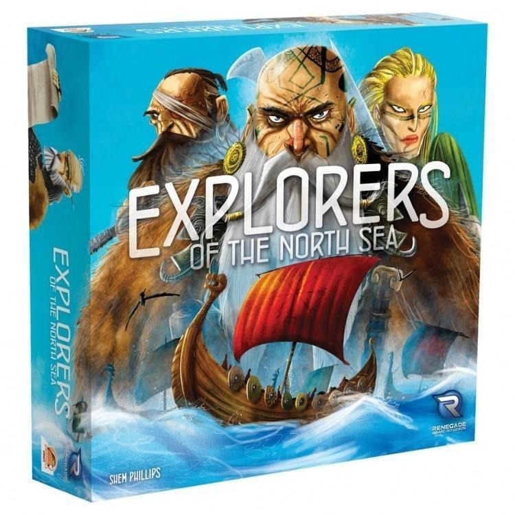Explorers of the North Sea - On the Table Games