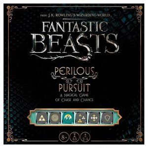 Fantastic Beasts Perilous Pursuit - On the Table Games