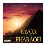 Favor of the Pharaoh - On the Table Games