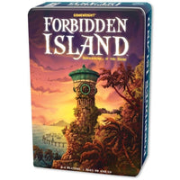Forbidden Island - On the Table Games