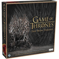 Game of Thrones: The Iron Throne - On the Table Games