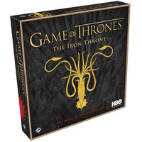 Game of Thrones: The Iron Throne - The Wars to Come Expansion - On the Table Games