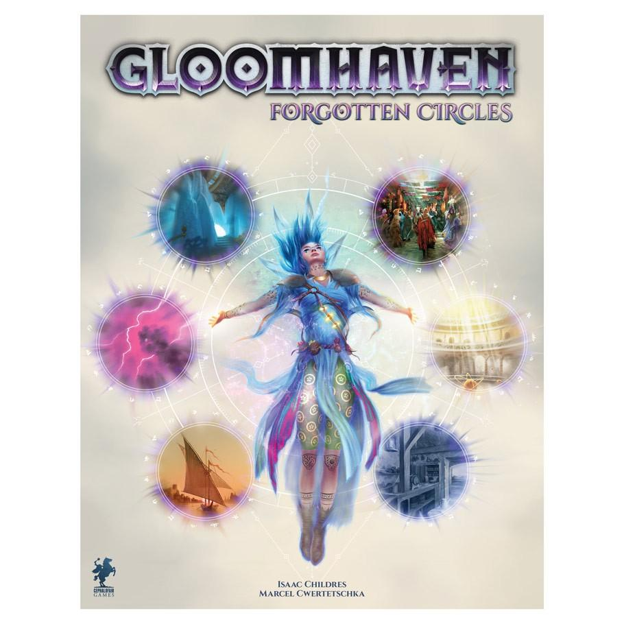 Board Game - Gloomhaven: Forgotten Circles