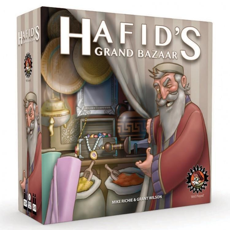Hafid's Grand Bazaar - On the Table Games