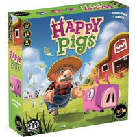 Happy Pigs - On the Table Games