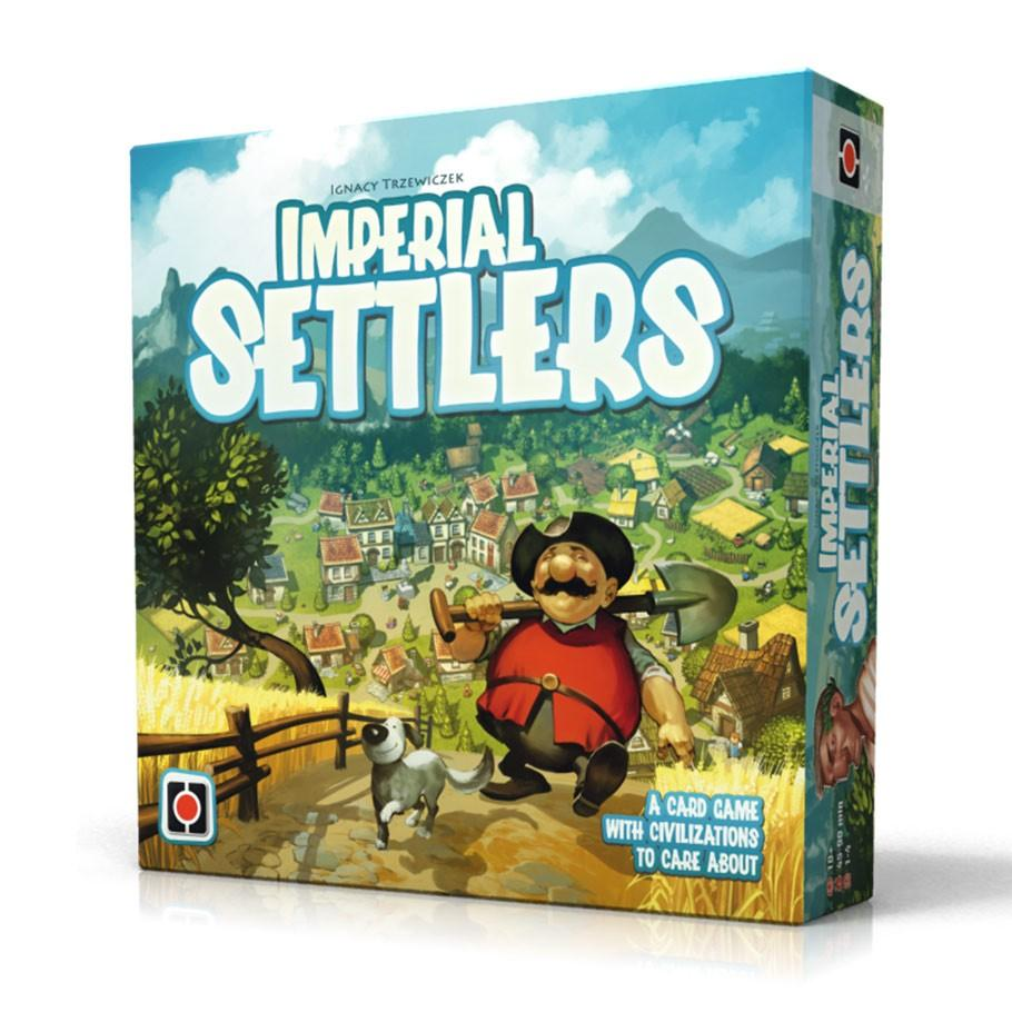 Board Game - Imperial Settlers