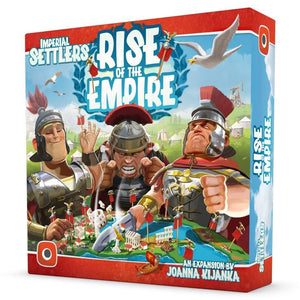 Board Game - Imperial Settlers: Rise Of The Empire