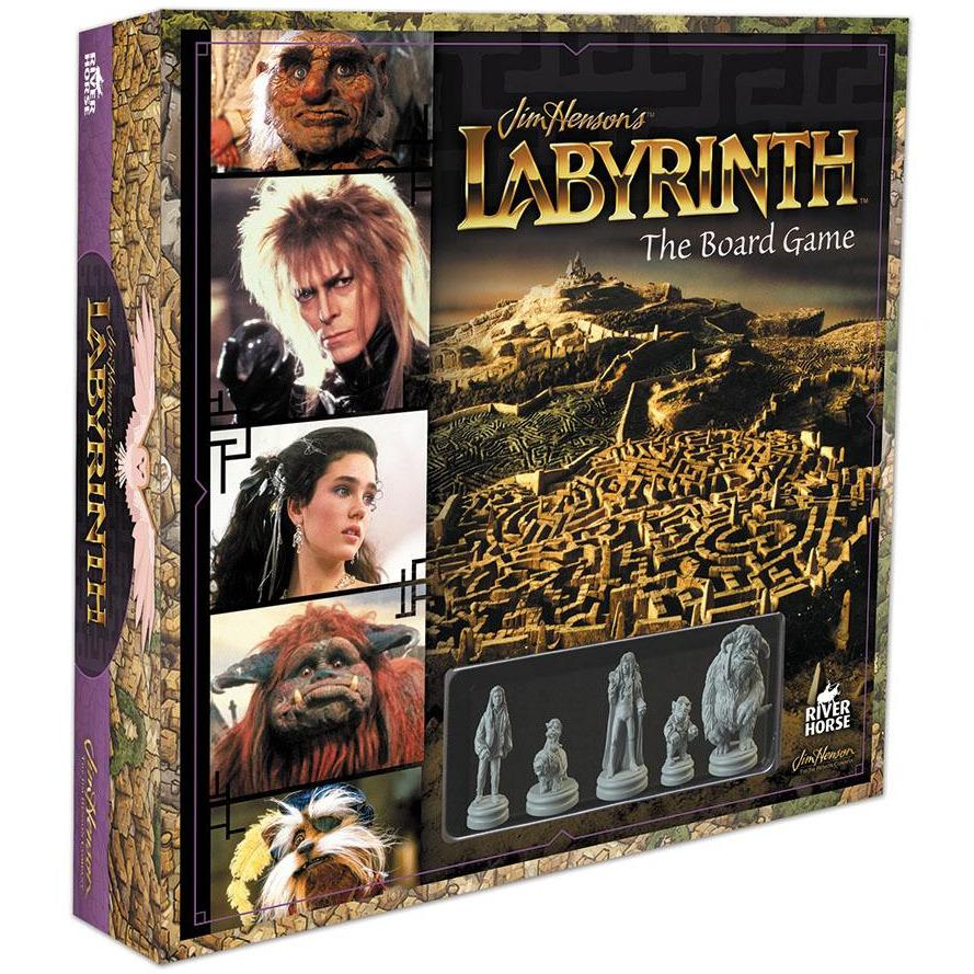 Board Game - Jim Henson's Labyrinth: The Board Game