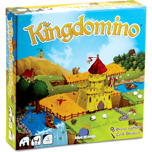 Kingdomino - On the Table Games
