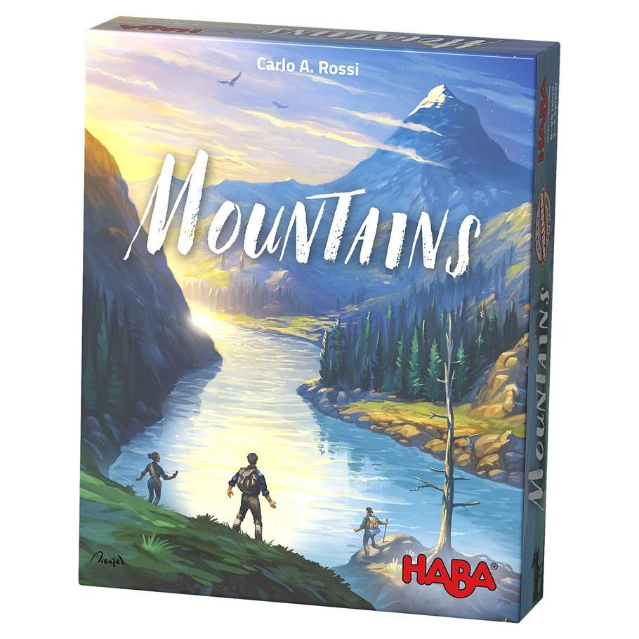 Board Game - Mountains