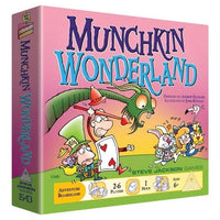 Munchkin Wonderland - On the Table Games