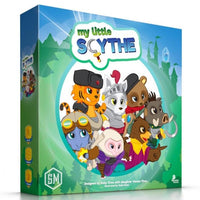 My Little Scythe - On the Table Games