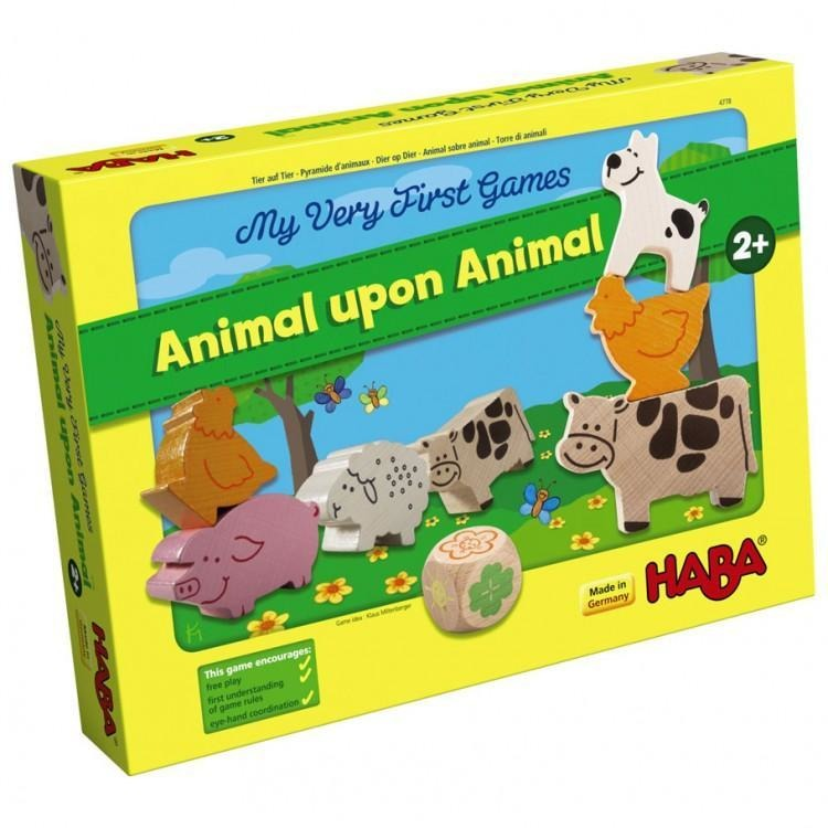 My Very First Games - Animal upon Animal - On the Table Games