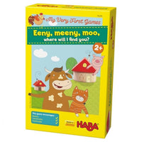 My Very First Games - Eeny, Meeny, Moo - On the Table Games