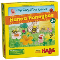 My Very First Games - Hanna Honeybee - On the Table Games