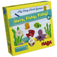 My Very First Games - Here, Fishy, Fishy - On the Table Games
