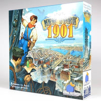 New York 1901 - On the Table Games