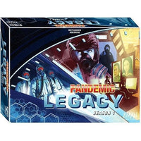 Pandemic Legacy Season 1 (Blue) - On the Table Games