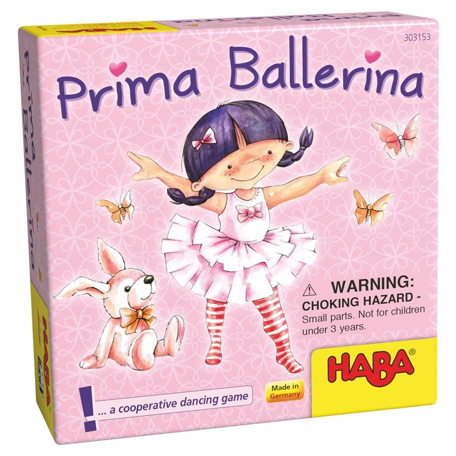 Board Game - Prima Ballerina