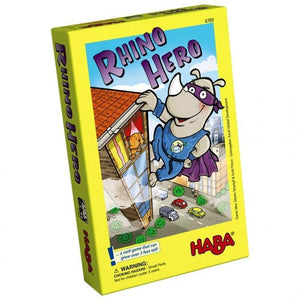 Rhino Hero - On the Table Games