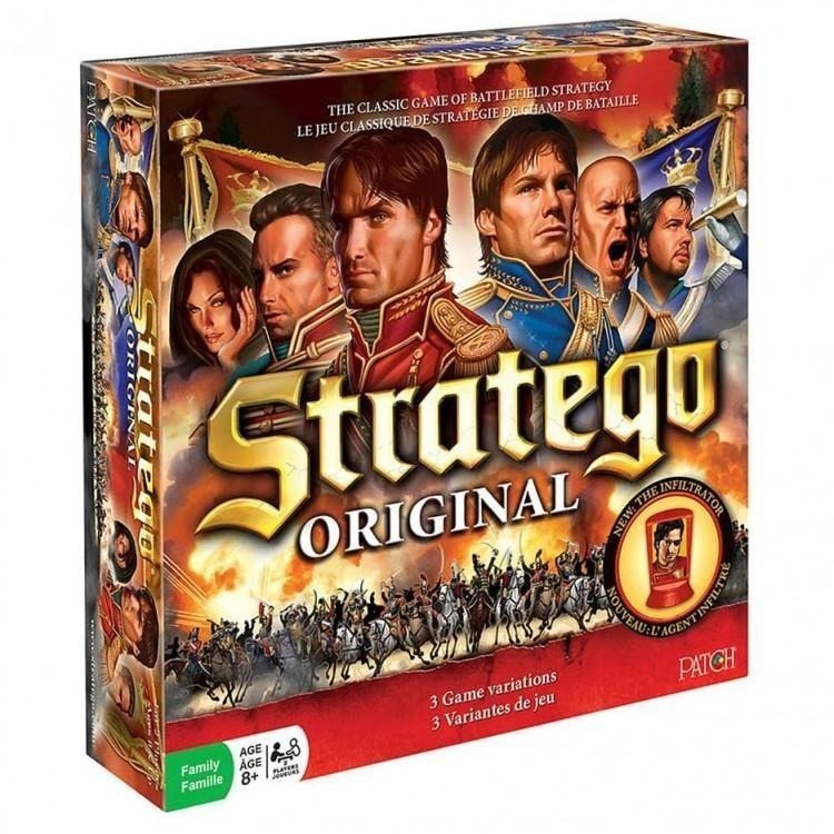 Stratego: Original - On the Table Games