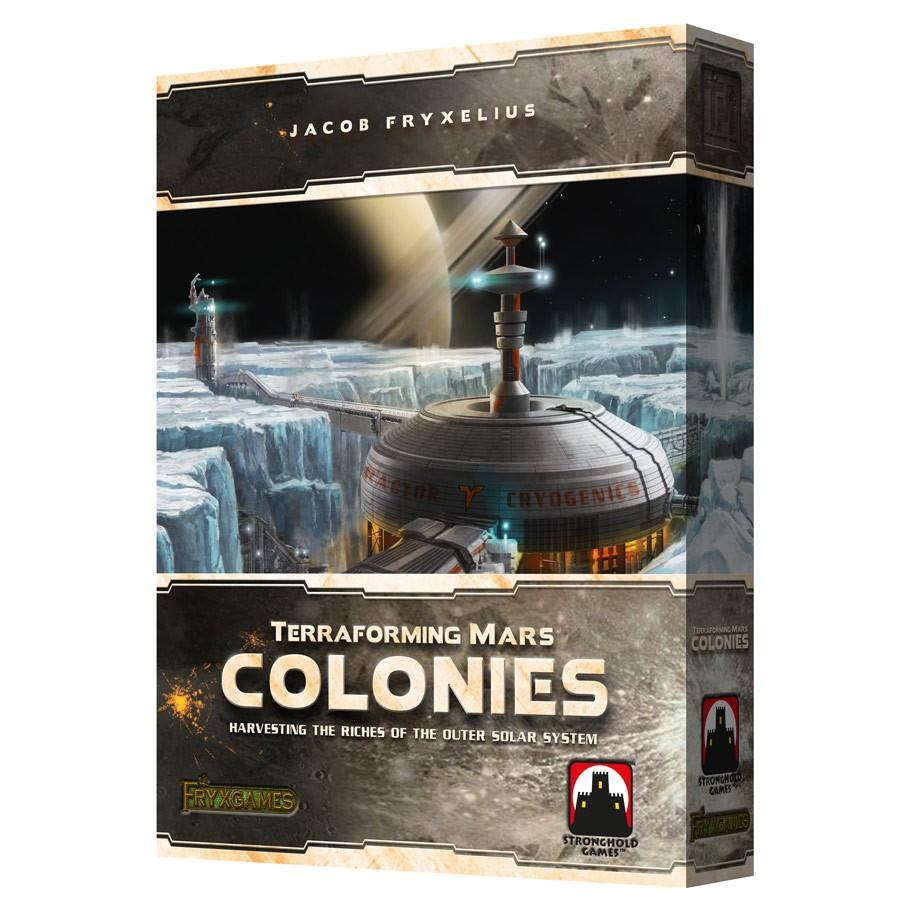 Board Game - Terraforming Mars: Colonies