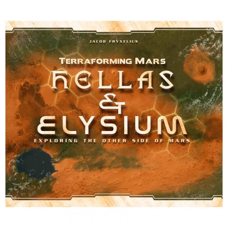Terraforming Mars: Hellas & Elysium - On the Table Games