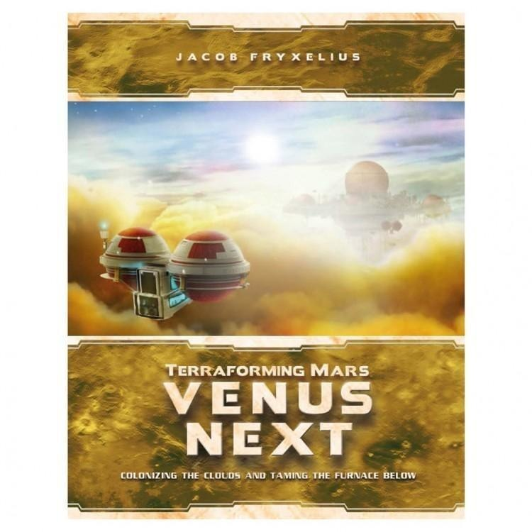 Terraforming Mars: Venus Next - On the Table Games