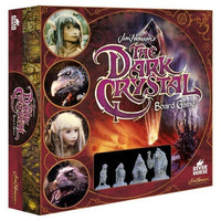 The Dark Crystal Board Game - On the Table Games