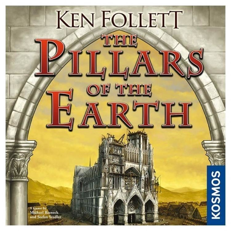 The Pillars of the Earth - On the Table Games