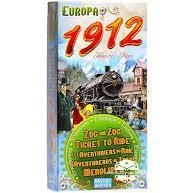 Ticket to Ride: Europa 1912 Expansion - On the Table Games