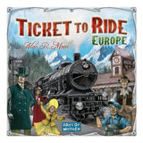 Ticket to Ride: Europe - On the Table Games
