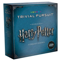 Trivial Pursuit: World of Harry Potter Ultimate Edition - On the Table Games