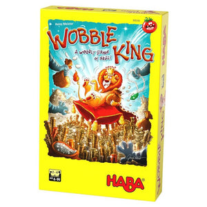 Board Game - Wobble King