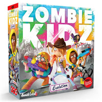 Board Game - Zombie Kidz Evolution